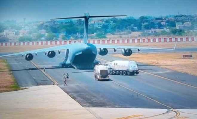 कोरोना के खिलाफ रांची हवाई अड्डा निभा रहा है अहम भूमिका