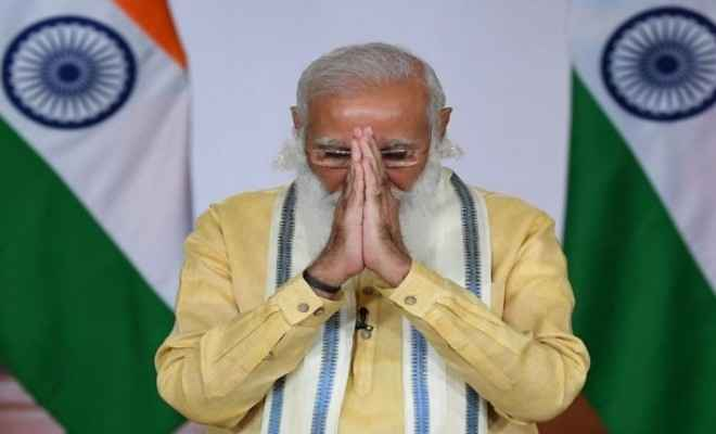 प्रधानमंत्री ने अमृतभाई कड़ीवाला के निधन पर शोक व्यक्त किया