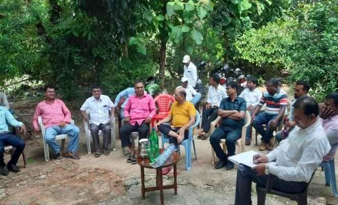 रक्सौल: अम्बेडकर ज्ञान मंच रक्सौल की हुई बैठक
