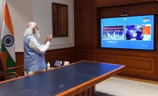 प्रधानमंत्री ने टोक्यो ओलंपिक के लिए भारतीय दल को शुभकामनाएं दीं