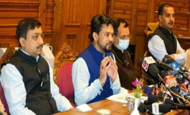 नेहरू युवा केन्द्र संगठन हिमाचल प्रदेश द्वारा शिमला में