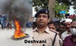 समस्तीपुर: कोचिंग में घुसकर छात्राओं से छेड़खानी व मारपीट के विरोध में बवाल