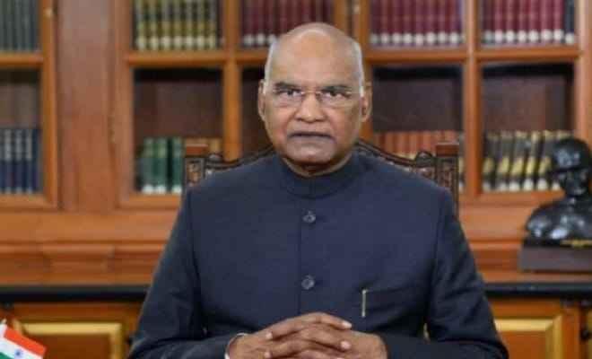 राष्ट्रपति ने गणेश चतुर्थी की पूर्व संध्या पर शुभकामनाएं दीं