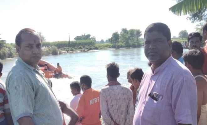बगहा: नदी में डूबने से एक लड़की की मौत, शव बरामद