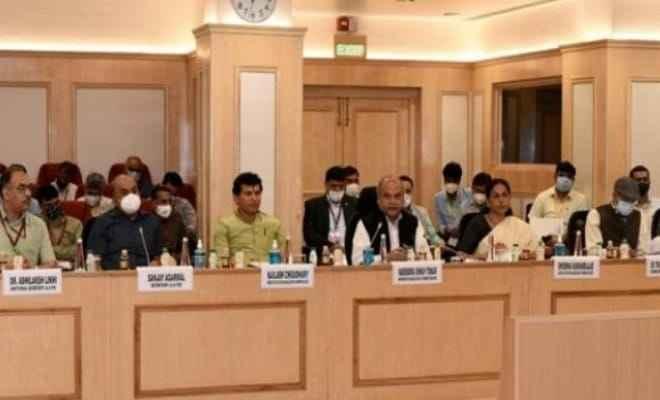 केंद्रीय कृषि मंत्रालय ने किया सभी संघ राज्य क्षेत्रों का सम्मेलन