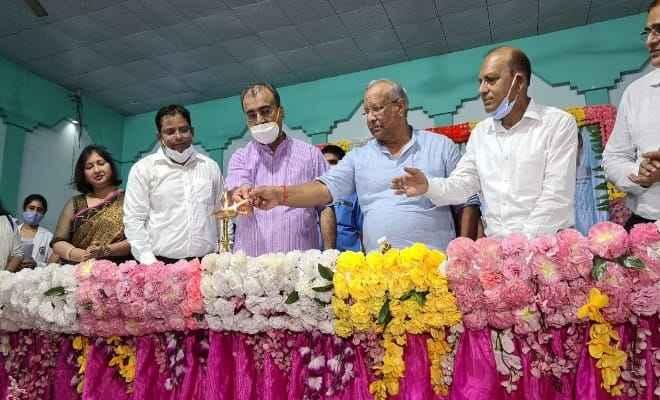 उपमुख्यमंत्री तारकिशोर प्रसाद और स्वास्थ्य मंत्री मंगल पांडेय ने कहा– फिजियोथेरेपी है समय की जरूरत