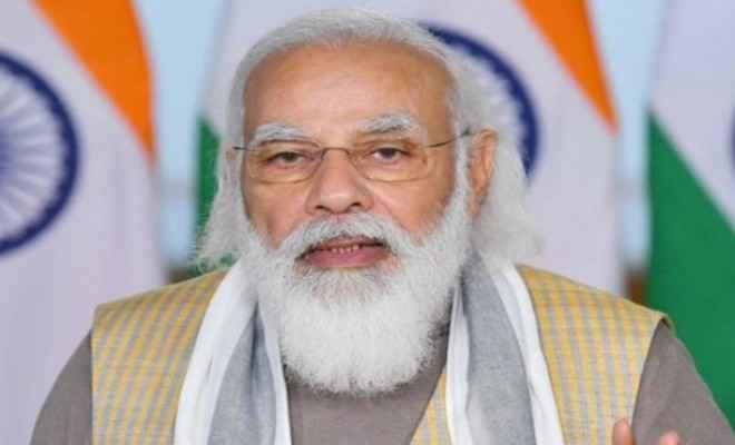 प्रधानमंत्री ने चरणजीत सिंह चन्नी को पंजाब के मुख्यमंत्री के रूप में शपथ लेने पर बधाई दी